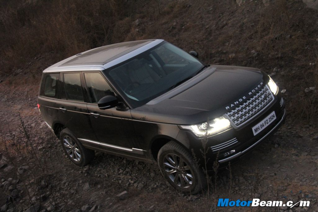 Range Rover Import Car of the year