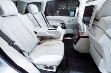 Range Rover Long Wheelbase Hybrid Interior