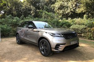 Range Rover Velar Launched, Priced From Rs. 78.83 Lakhs
