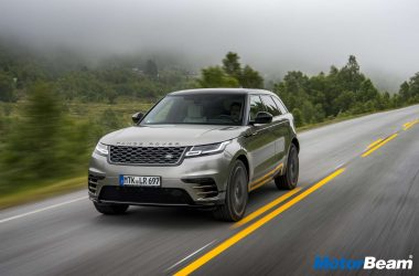 Range Rover Velar First Drive Review [Exclusive]