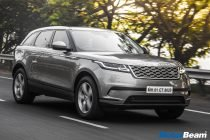 Range Rover Velar Review Test Drive