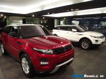 Range Rover Evoque India Launch