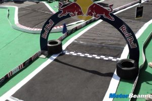 Red Bull Demo Track