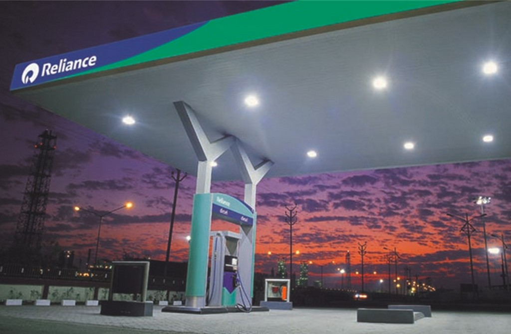 Reliance Fuel Station