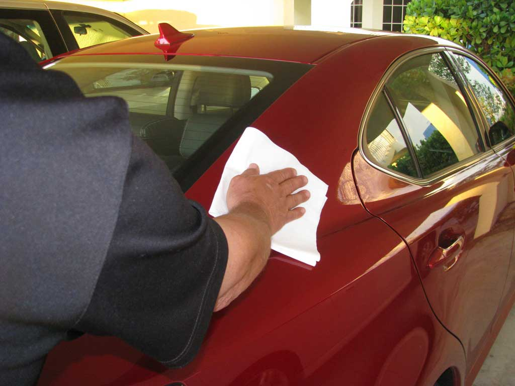 How To Wax Your Car At Home In 4 Steps