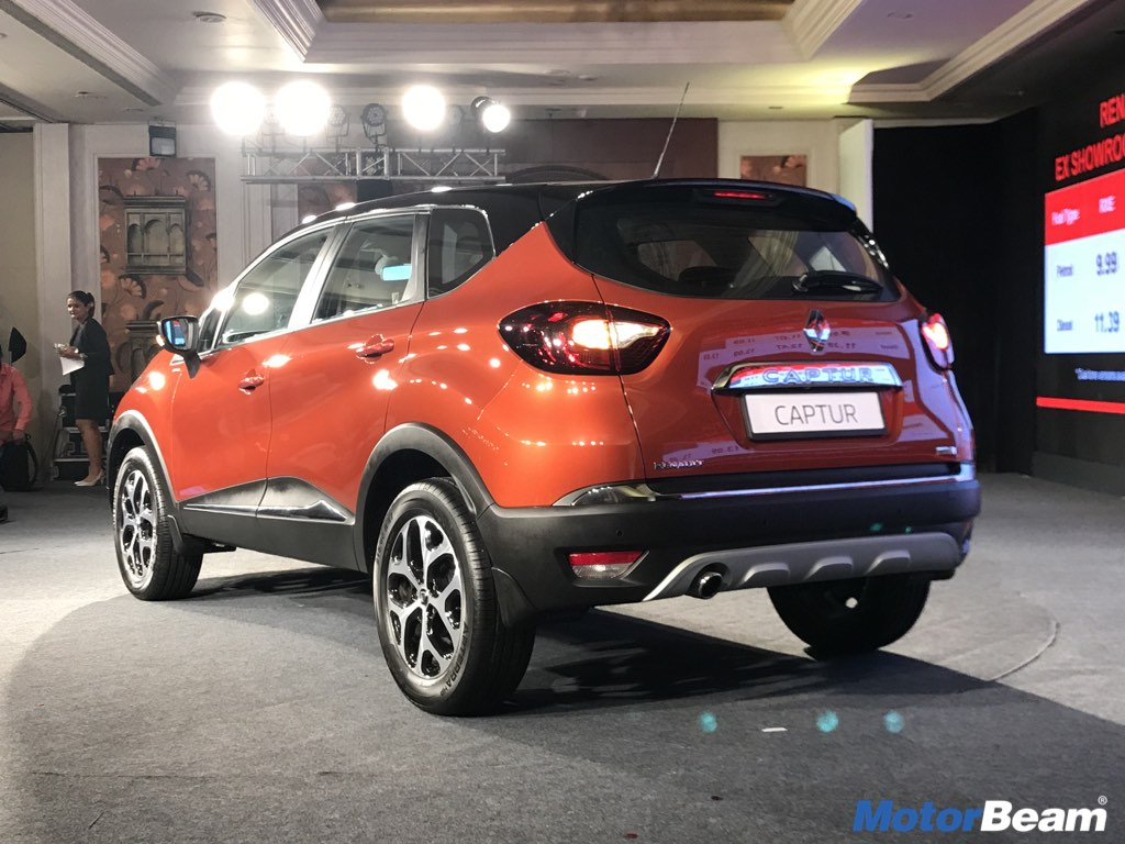 Renault Captur Launch