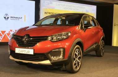 Renault Captur Price