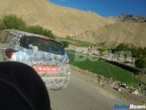 Renault Captur Spotted In Leh