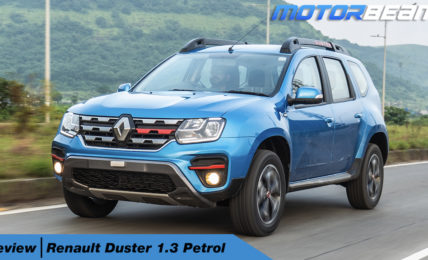 Renault Duster 1.3 Petrol Video Review