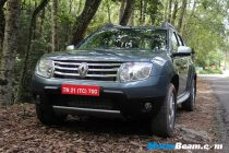 Nissan Plans Rebadged Duster by 2013