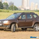 Renault Duster 85PS Performance Review