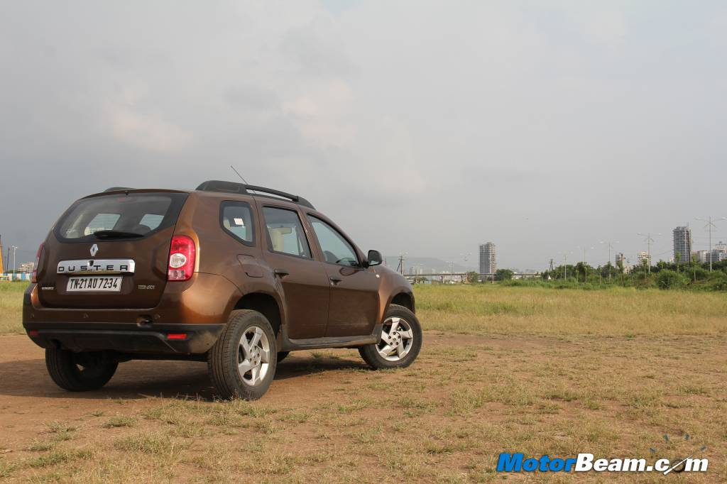 Renault Duster 85PS Road Test