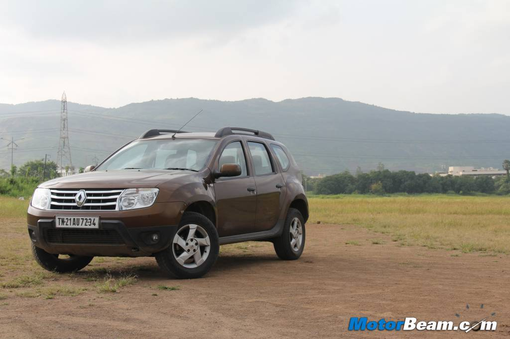 Renault Duster 85PS Test Drive