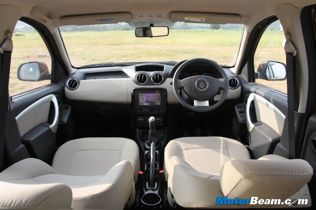 Renault Duster 85PS User Experience