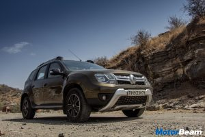 Renault Duster AWD Long Term