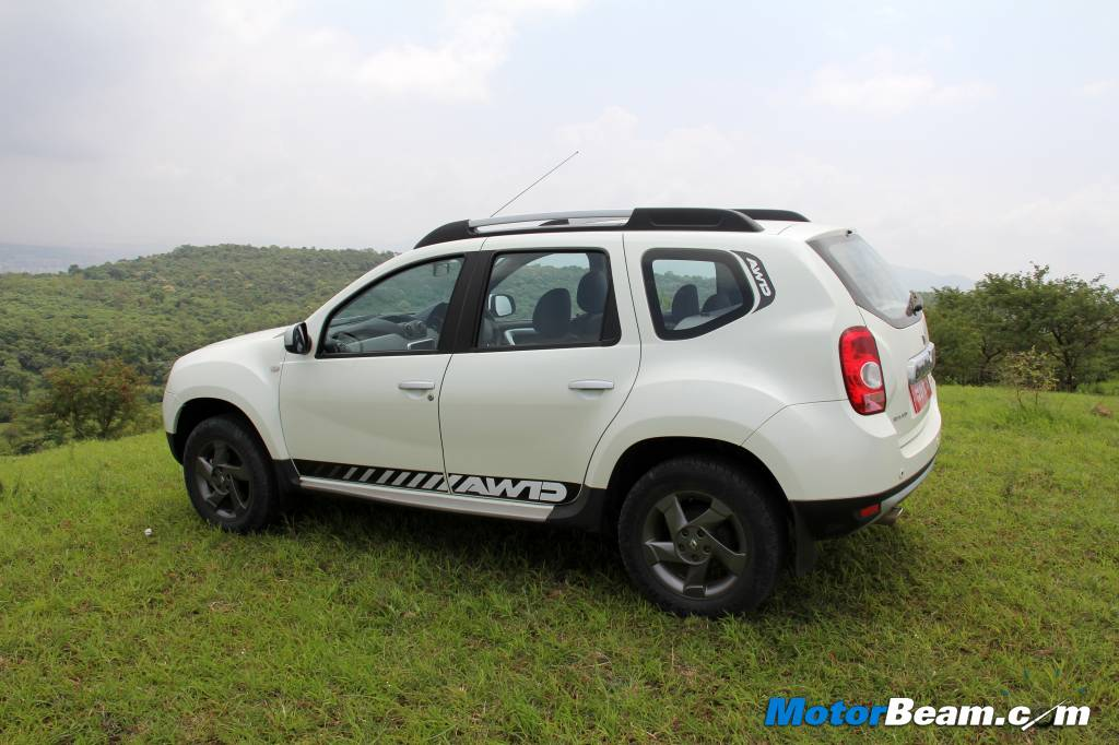 Renault Duster AWD Price
