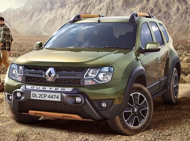Renault Duster Adventure Edition
