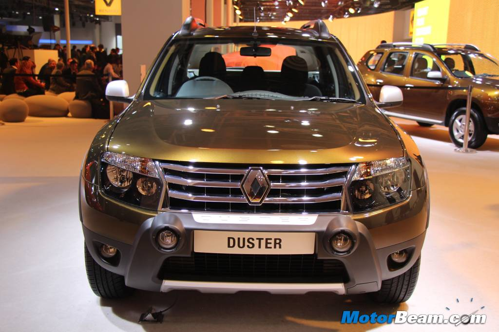 Renault Duster Adventure Edition Front