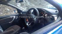 Renault Duster Facelift Interior Spotted
