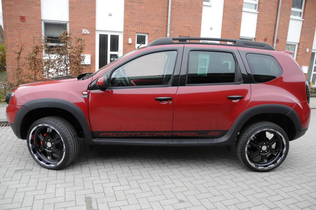 Renault Duster LZParts Admirable