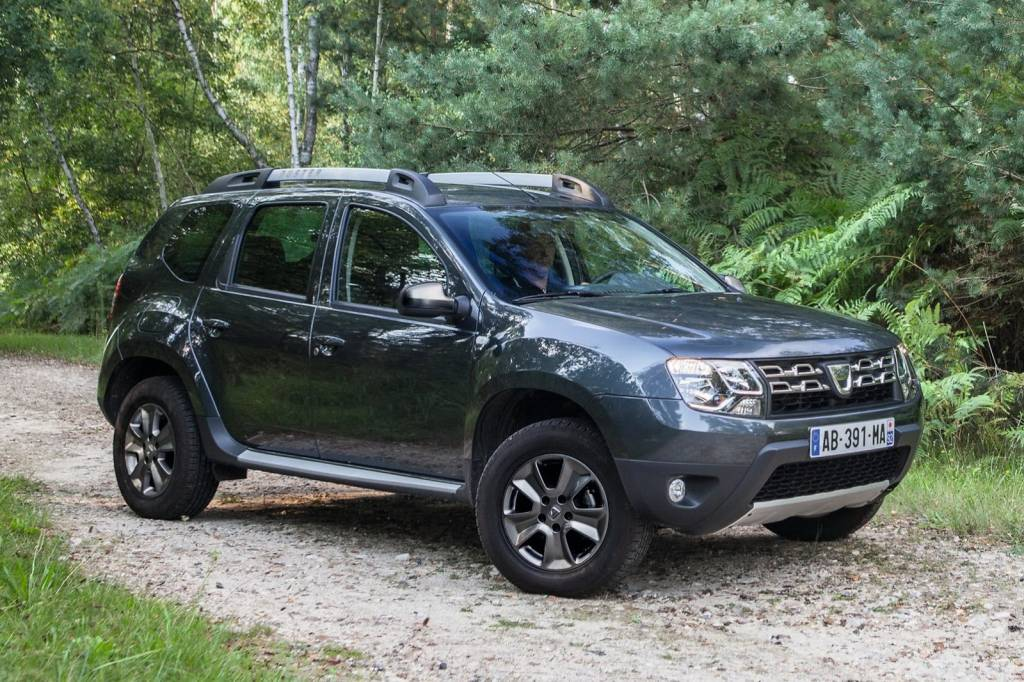 Renault Duster Mid Life Facelift
