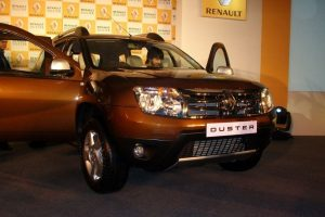 Renault Duster On Road Pricing