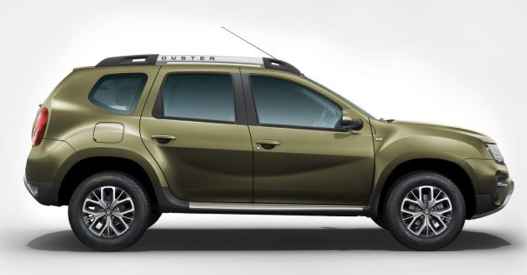 Renault Duster Outback Bronze