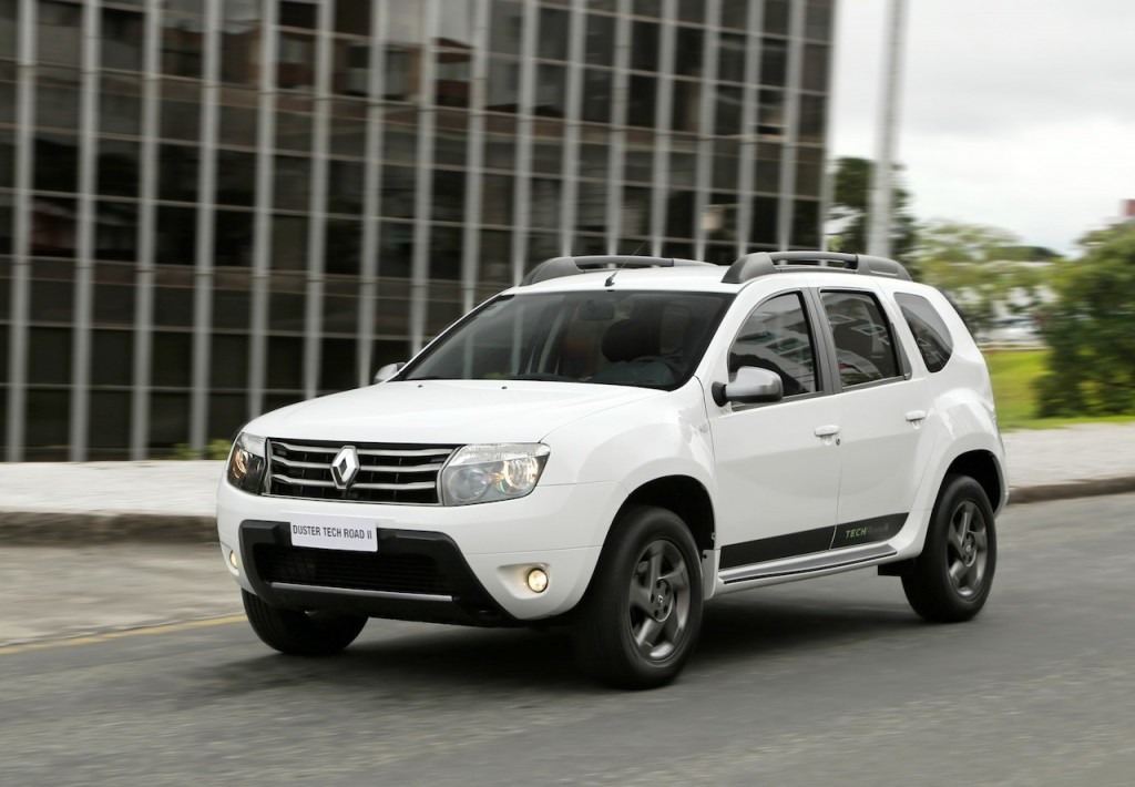 Renault Duster Road Tech II Edition Front
