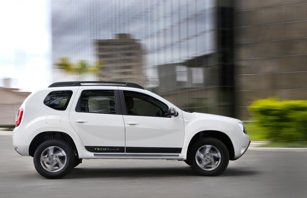Renault Duster Road Tech II Edition Side