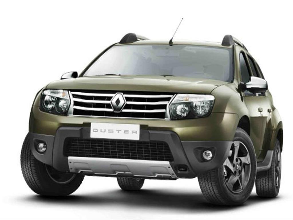 Renault Duster Second Anniversary Edition