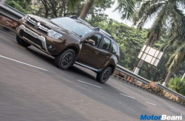 2018 Renault Duster Price Reduced, Starts At Rs. 7.95 Lakhs