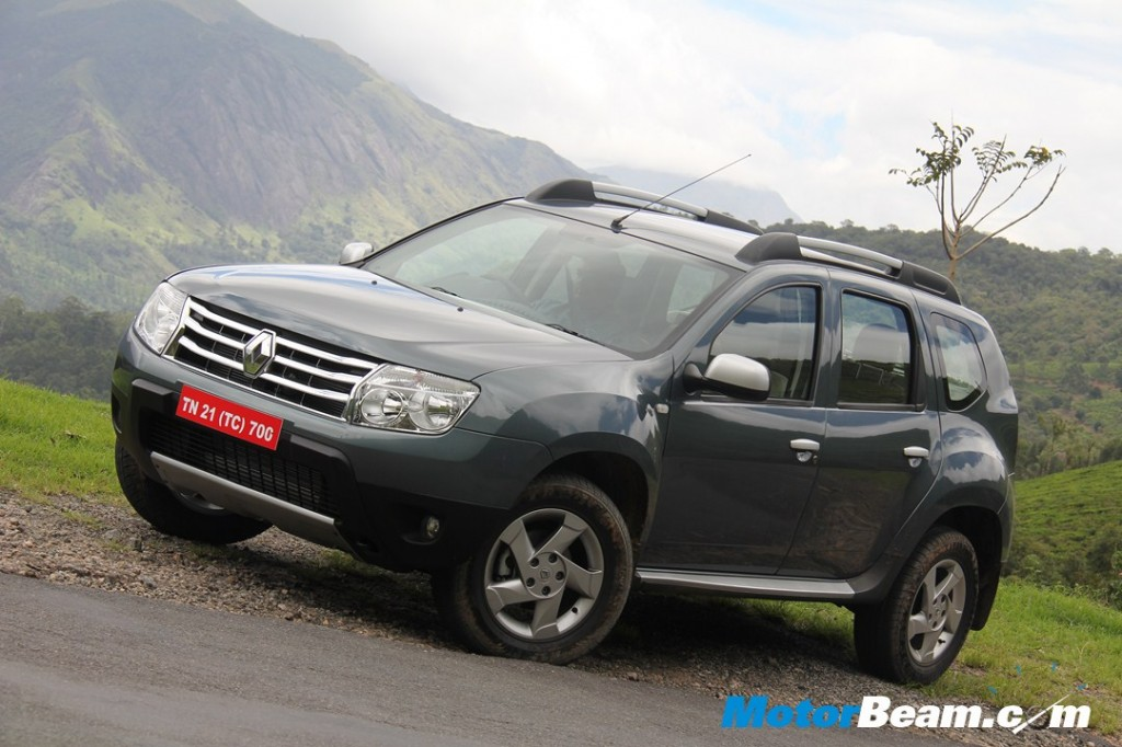 Renault Duster Test Drive Review