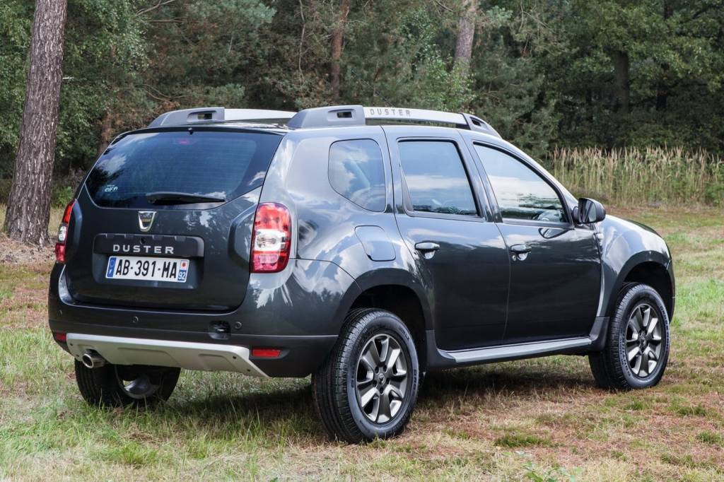 Renault Duster Update