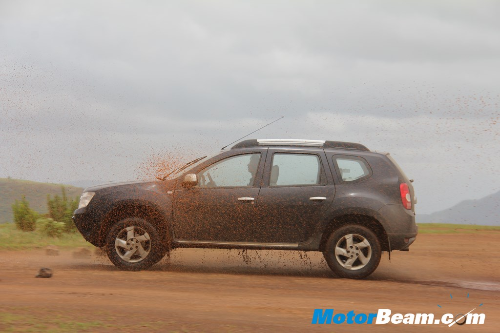 Renault Duster User Experience