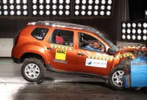 Renault Duster Without Airbags