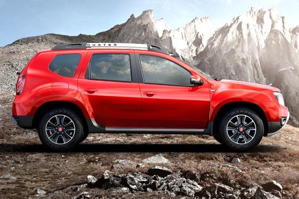 Renault Duster Xtronic CVT Price