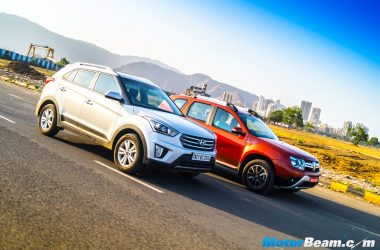 2016 Renault Duster vs Hyundai Creta – Comparison Video