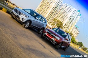 Renault Duster vs Hyundai Creta Shootout