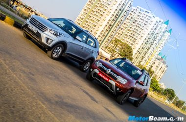 Hyundai Creta vs Renault Duster – Shootout