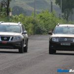 Renault Duster vs Nissan Terrano Road Test