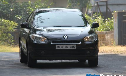Renault Fluence Black
