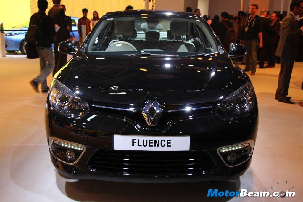 2018 renault fluence. contemporary 2018 renaultfluencefacelift2014autoexpo intended 2018 renault fluence