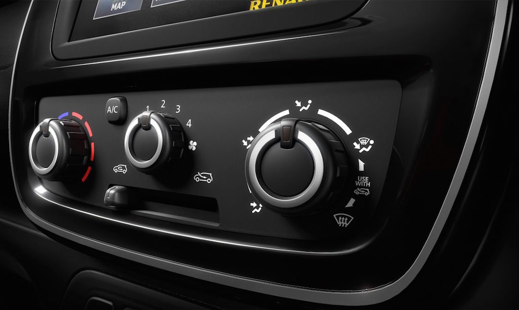 Renault KWID Air-Con Control