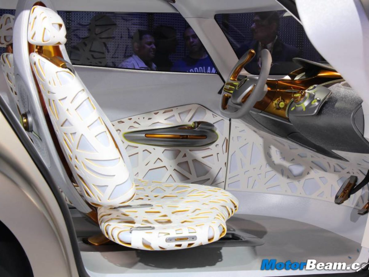 Renault Unveils Kwid Concept At 2014 Auto Expo