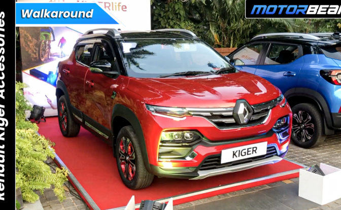 Renault Kiger Accessories Thumbnail