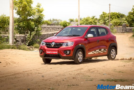 Renault Kwid 1.0-Litre Video Review