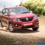 Renault Kwid 1.0-Litre Test Drive Review