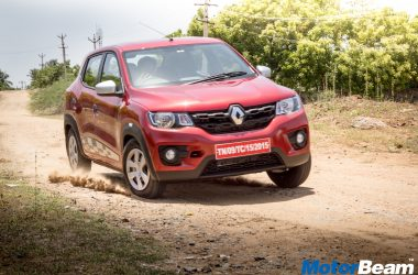 Renault Kwid Electric India Launch Planned