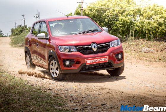 2016 Renault Kwid 1.0-Litre Test Drive Review