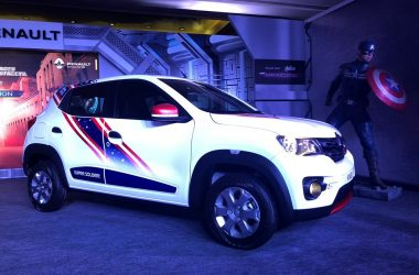 Renault Kwid Super Hero Edition Launched In India